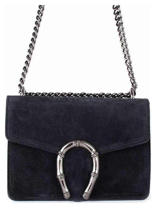 Leather Bag Jackie Black
