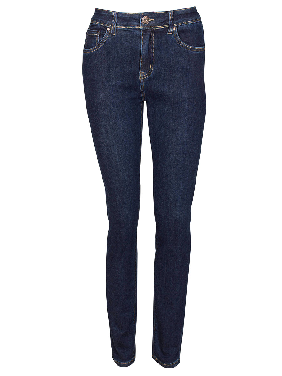 Norfy Taille Jeans Blauw