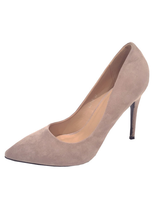Pumps New York Taupe