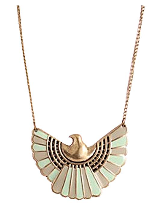 Halsketting Bird Mint