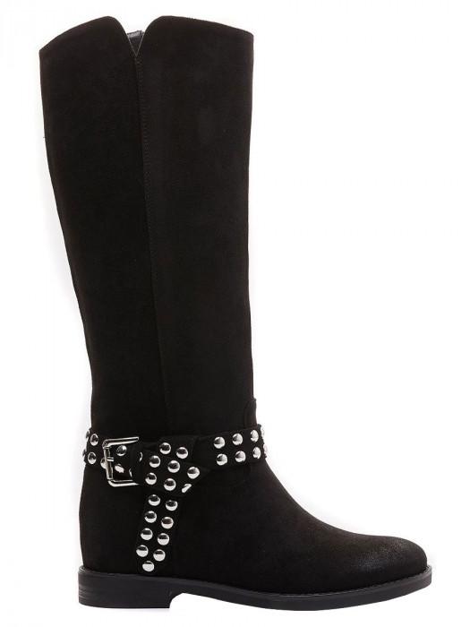 Laarzen Studs Zwart