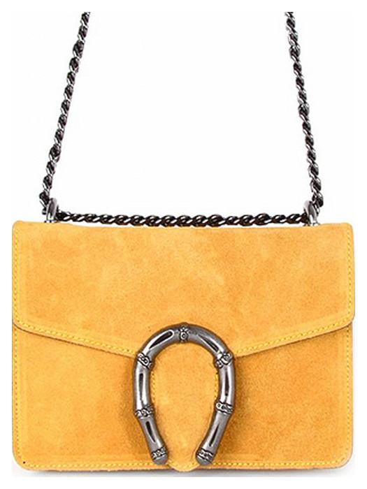 Image of Leather Bag Jackie Oker