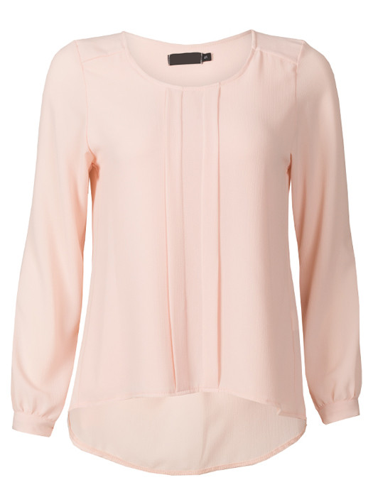 Blouse Mysterious Pink