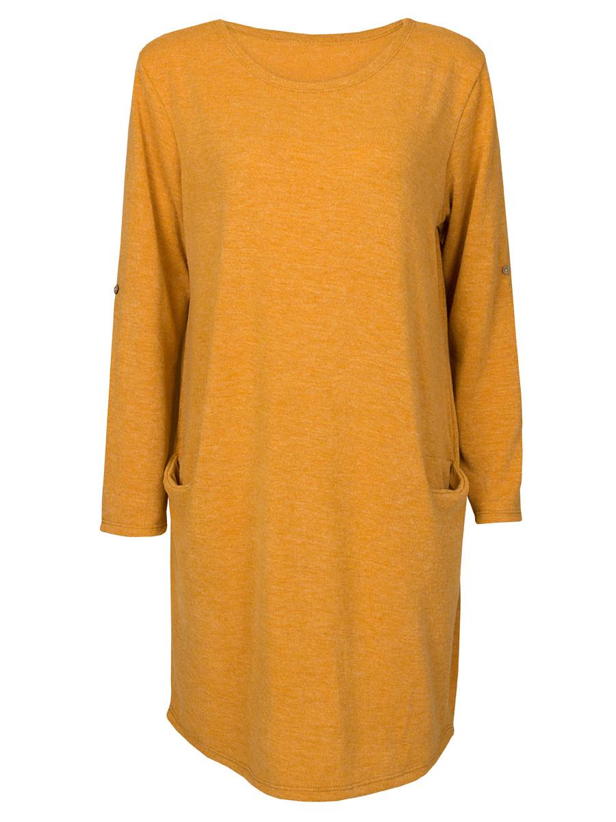Sweater Dress Oker