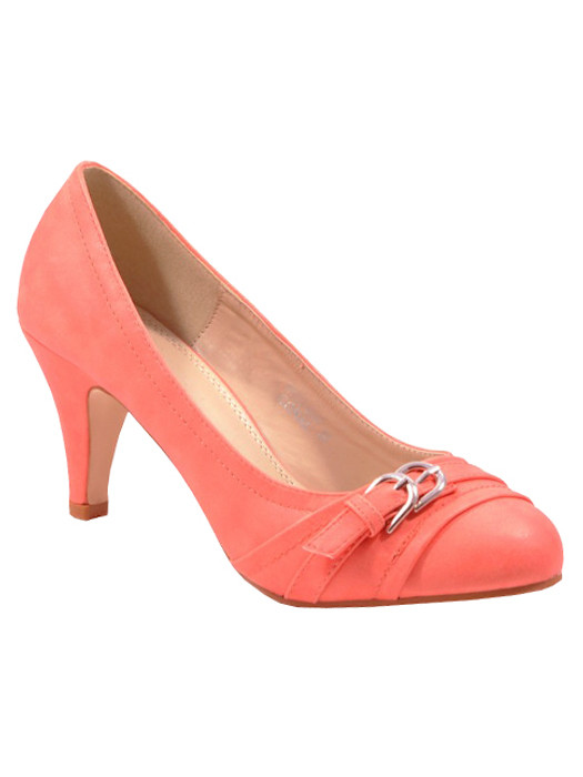 Pumps Manhattan Coral