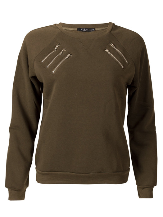 Sweater Zippers Army