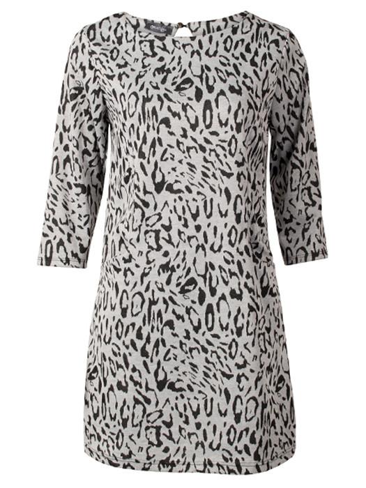 Dress Leopard Chic