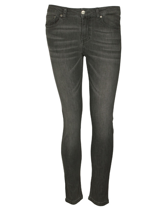 Skinny Jeans Gray
