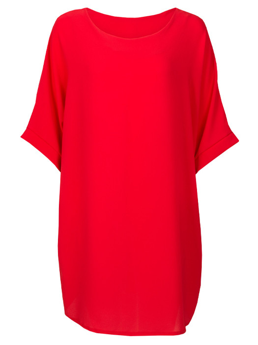 Van Fashionize Comfy Dress Red Prijsvergelijk nu!