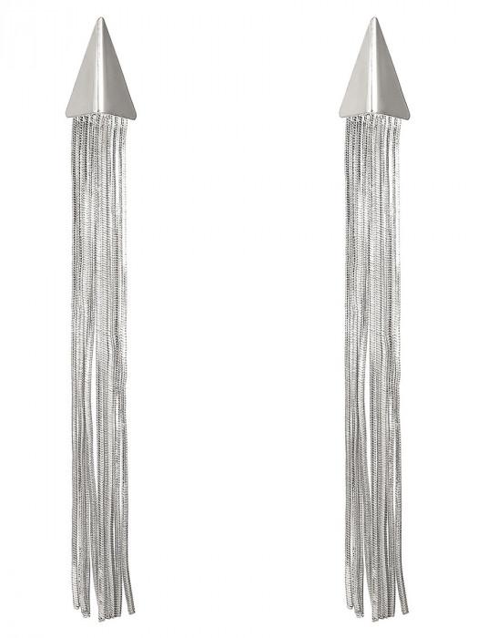 Oorbellen Elegant Zilver