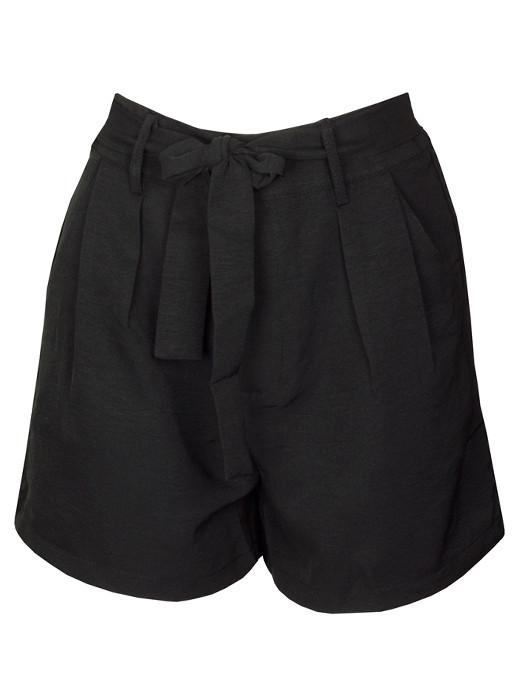 Short Chic Black